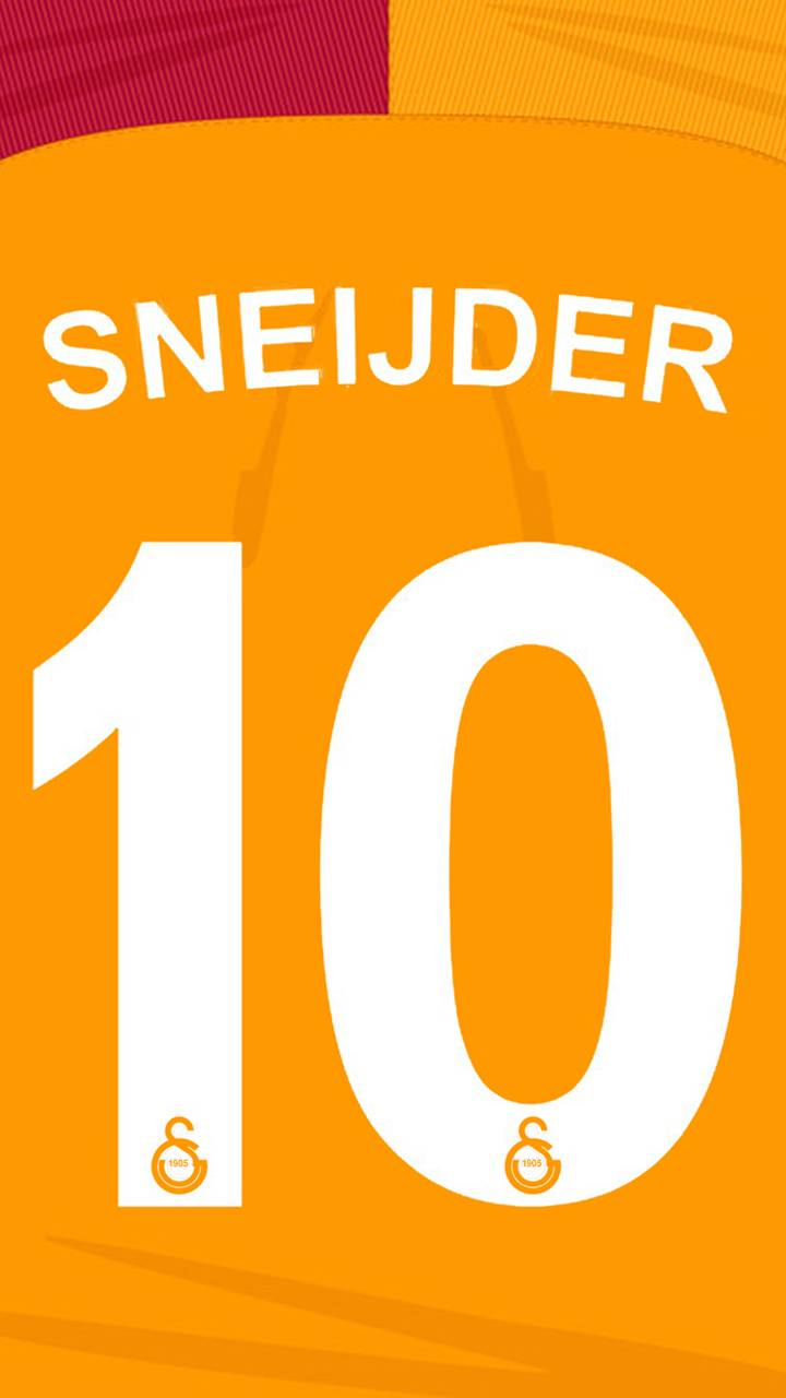sneijder jersey