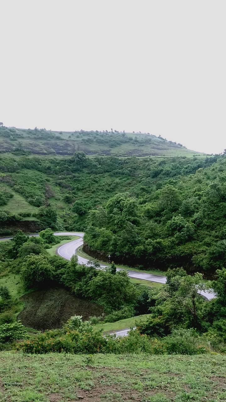 Nature land view