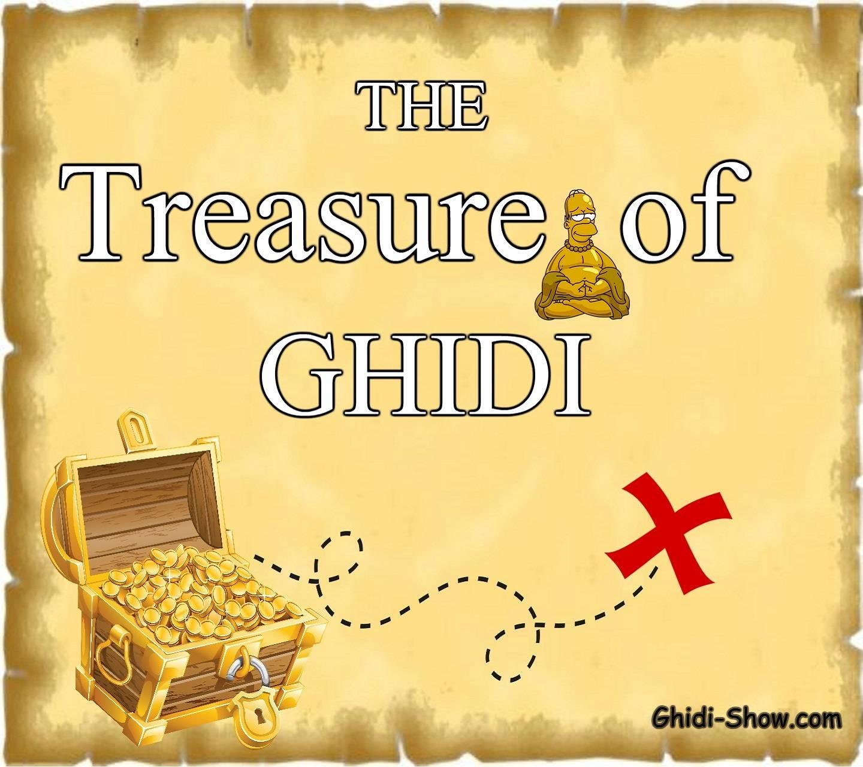 Comoara lui Ghidi
