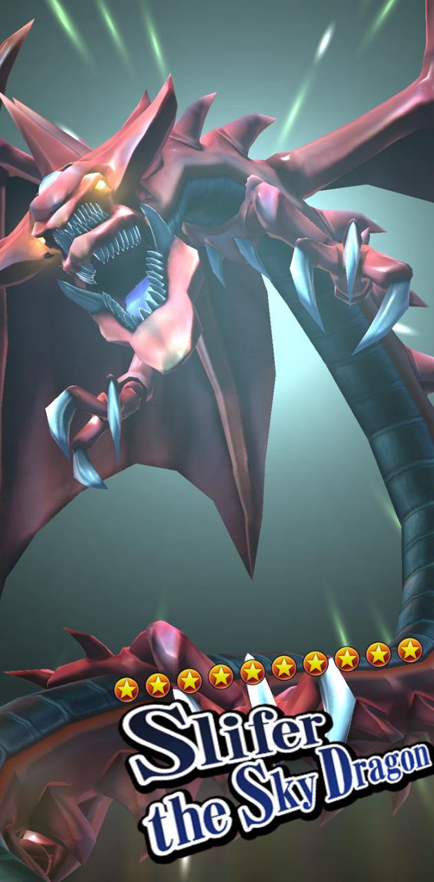 Slifer the S Dragon