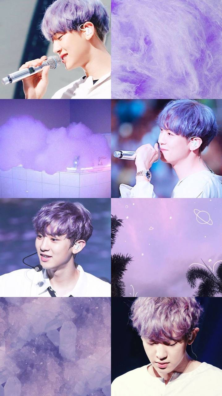 Purple Chanyeol