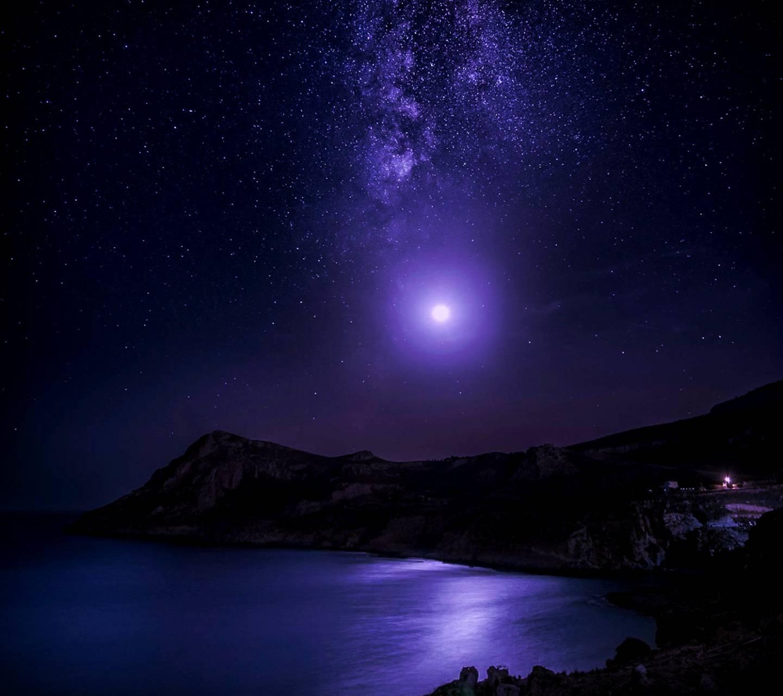 Starry Moonlight