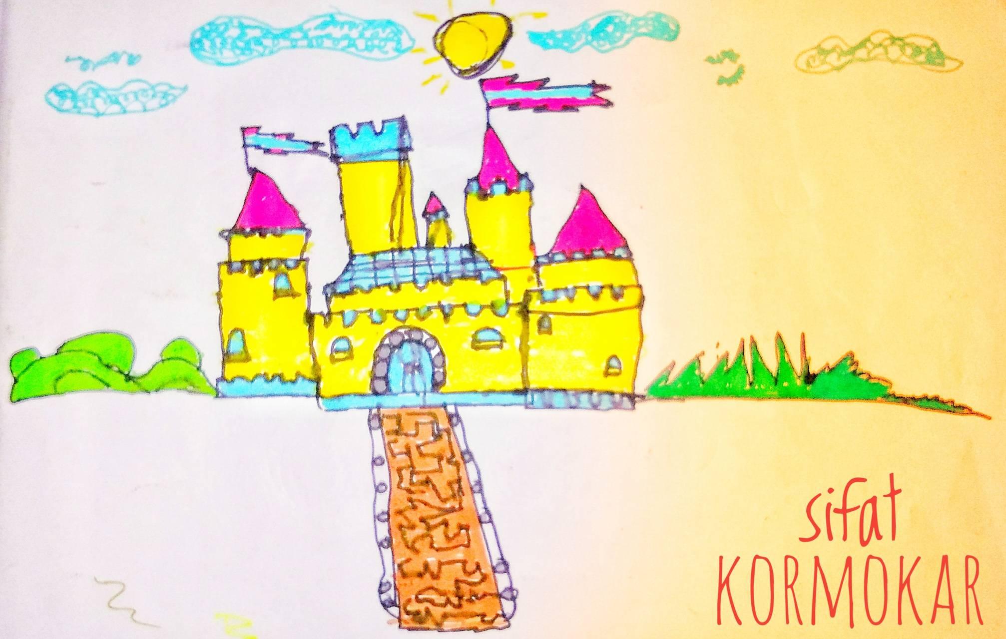 Art castle