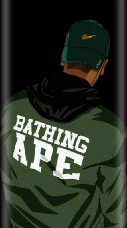 Bathing Apes Wallpapers Free By Zedge