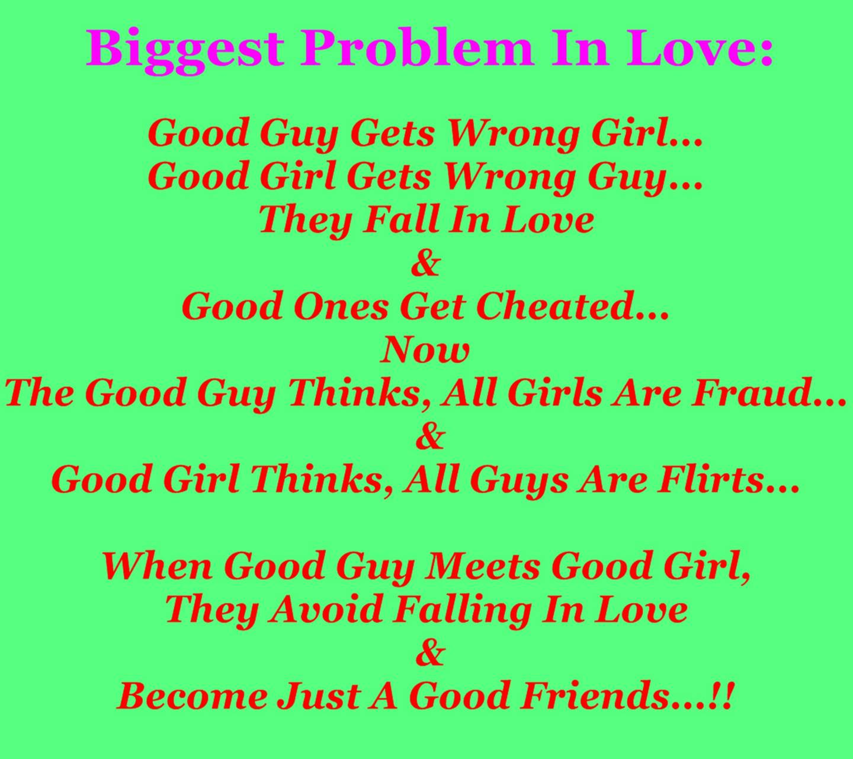 Problem in Love