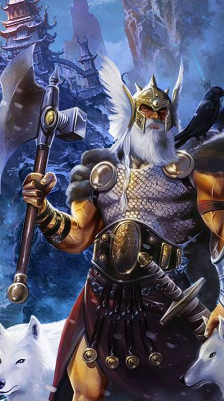odin ringtones and wallpapers