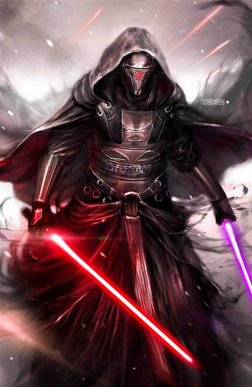 Darth Revan Wallpaper By Bleepblopbloop 13 Free On Zedge