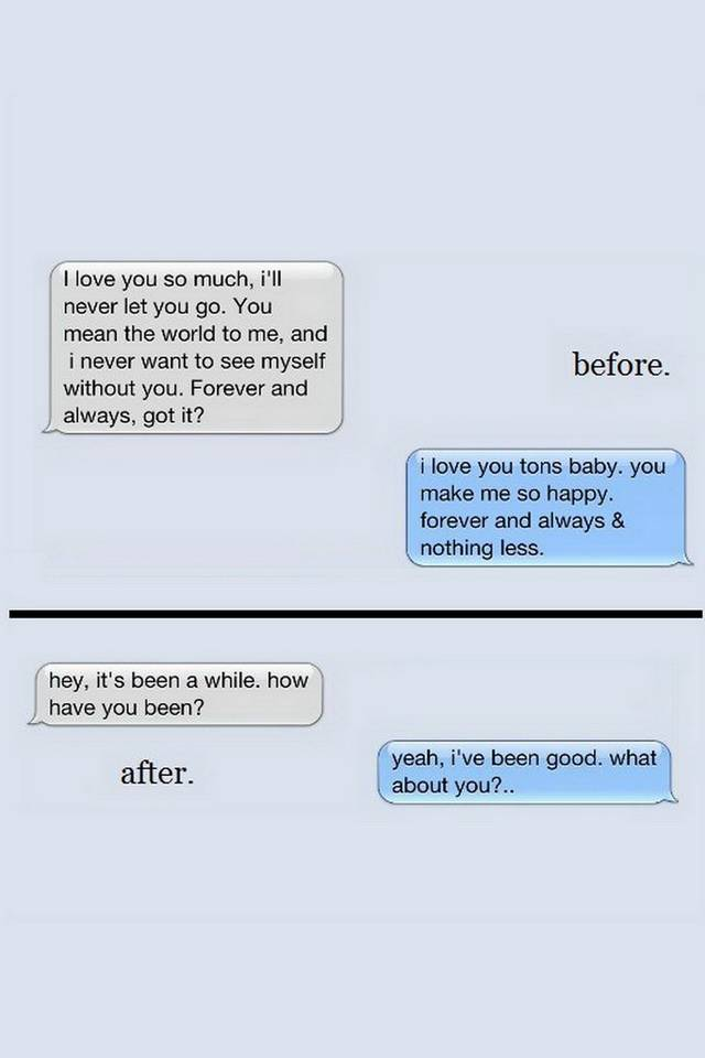 Before N After