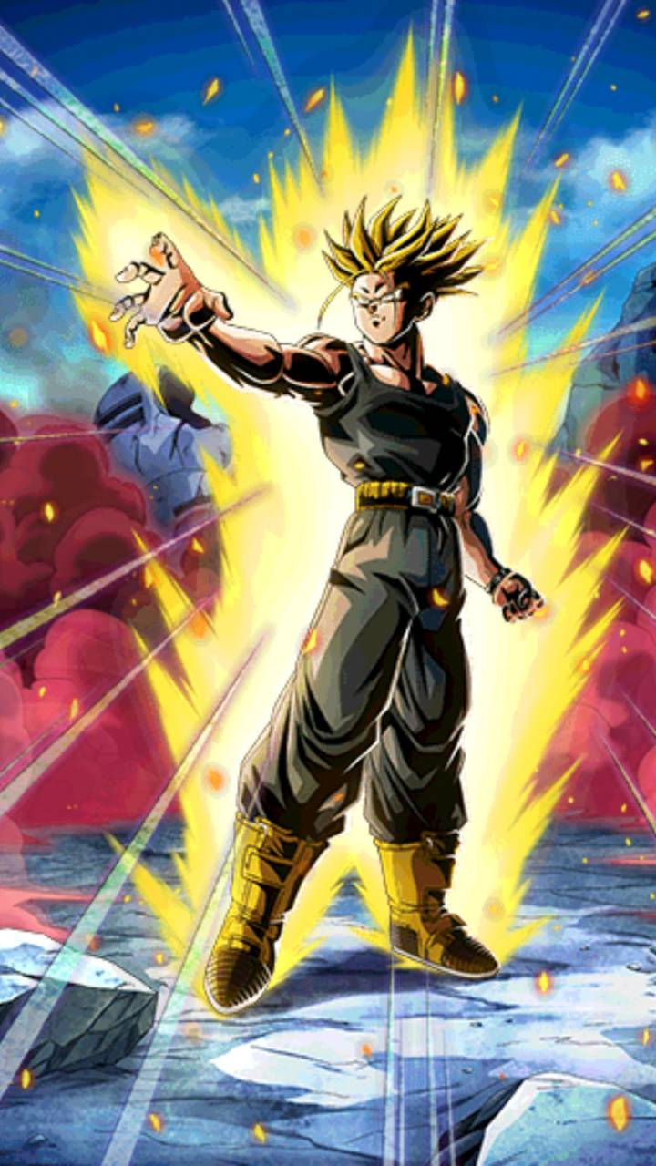 Future Trunks Wallpaper By Dancelled 02 Free On Zedge