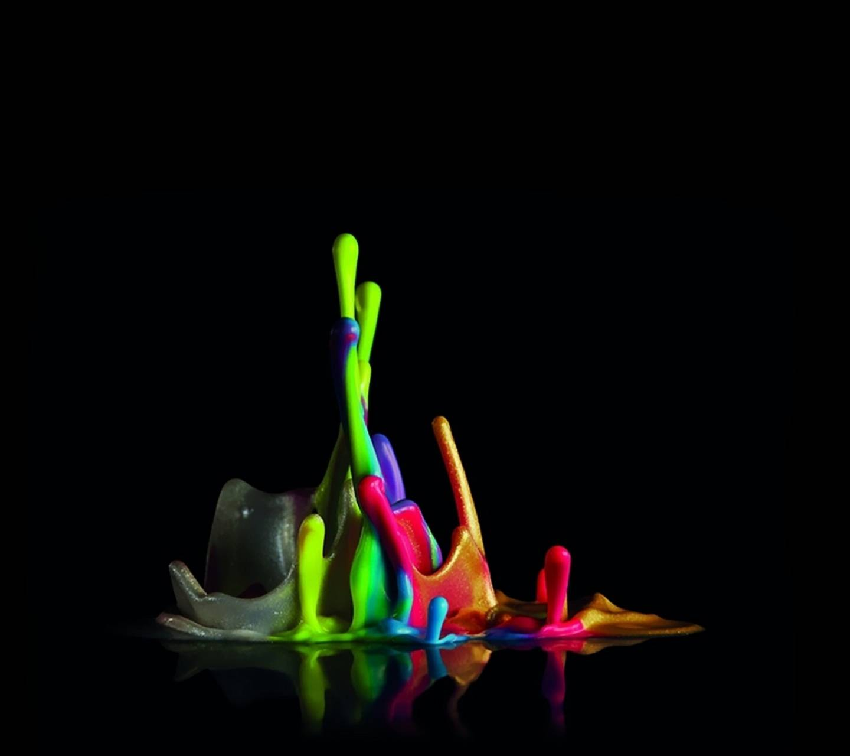 Colorful Fluids