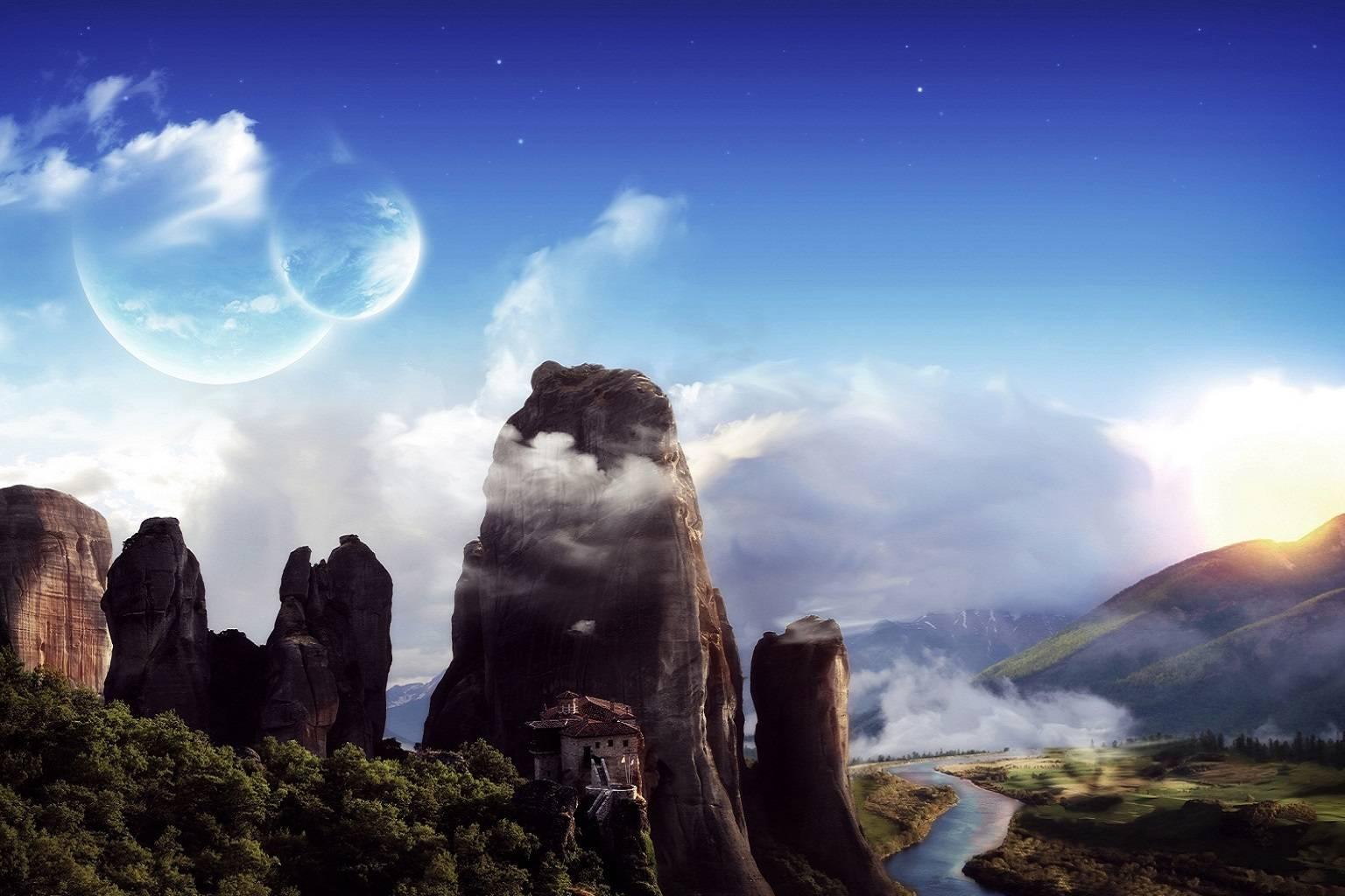 Planet Monolith