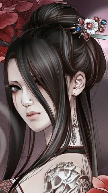 Japanese Anime Wallpapers Japanese Girl