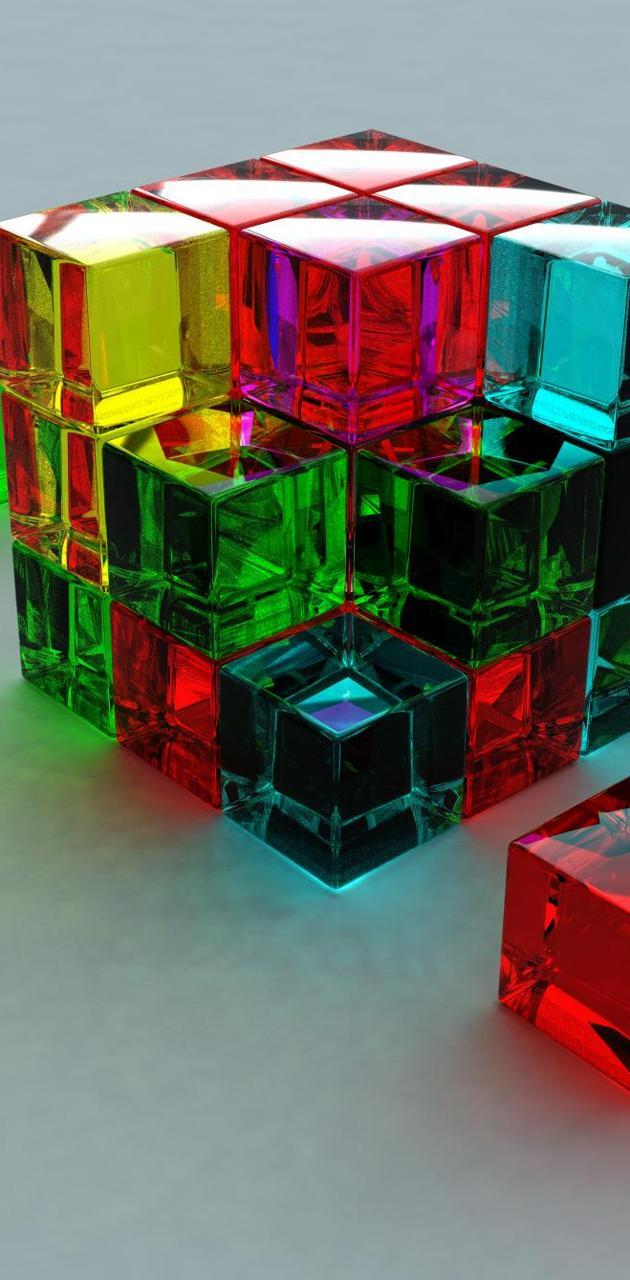 Cube - Multicolor