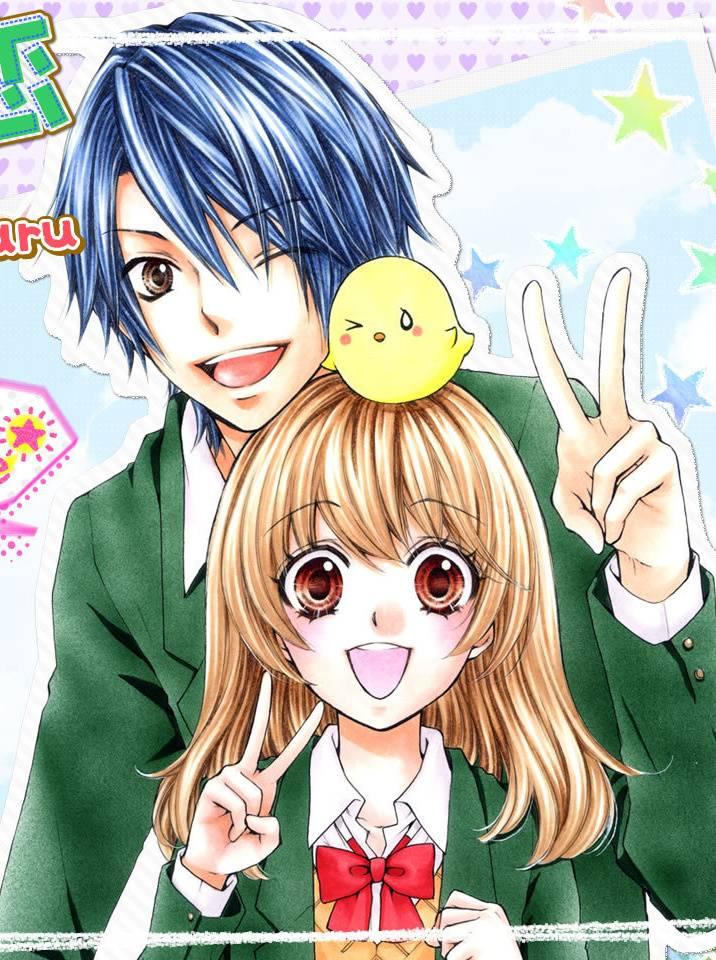 Hiyori And Hirose
