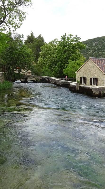 Krka NP Water Mill