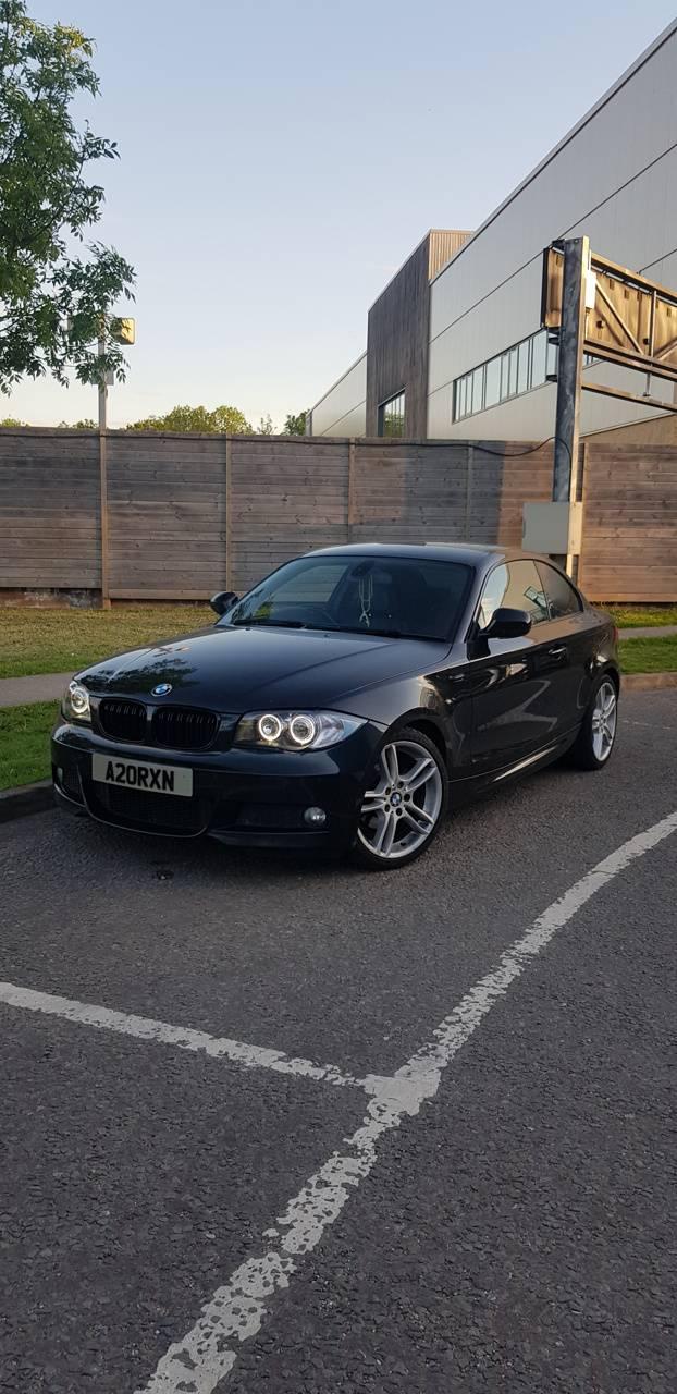 BMW E82