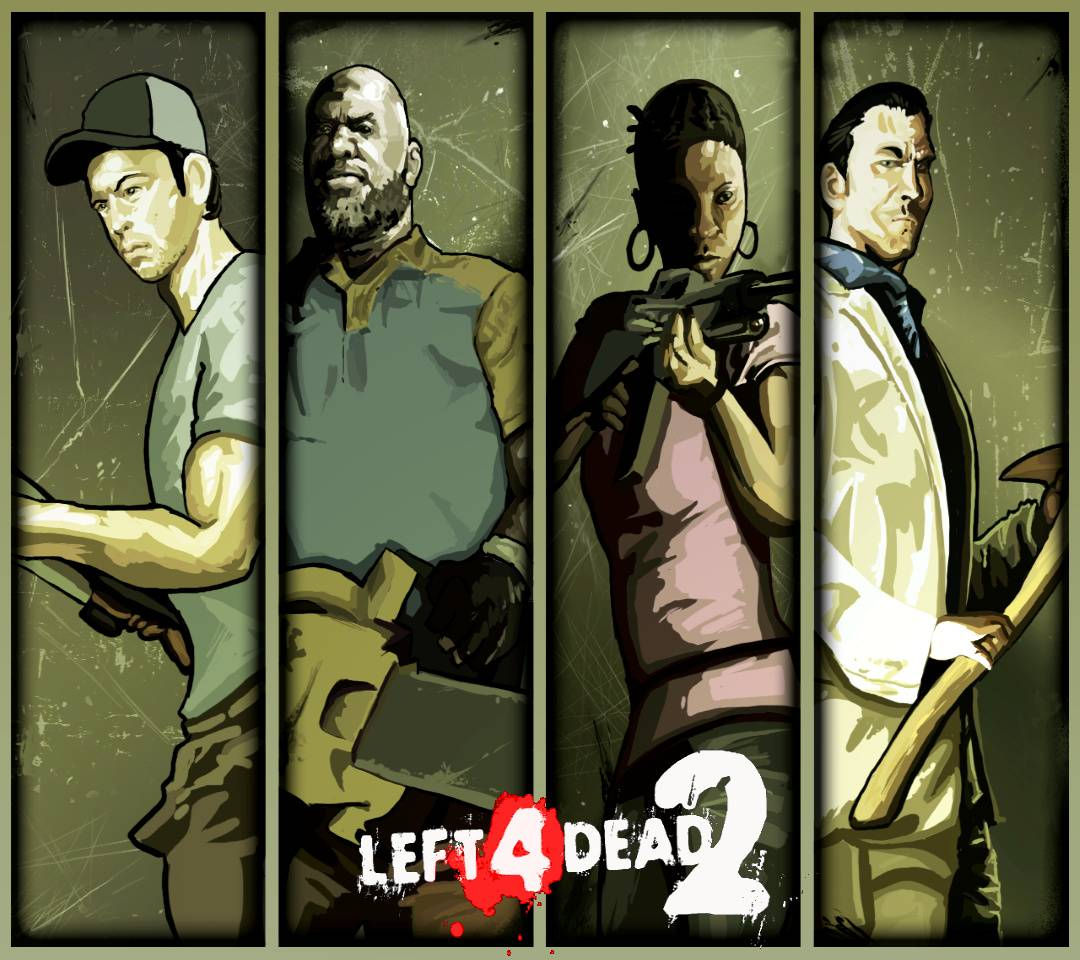 Left 4 Dead 2 Wallpaper By Renegade479 49 Free On Zedge
