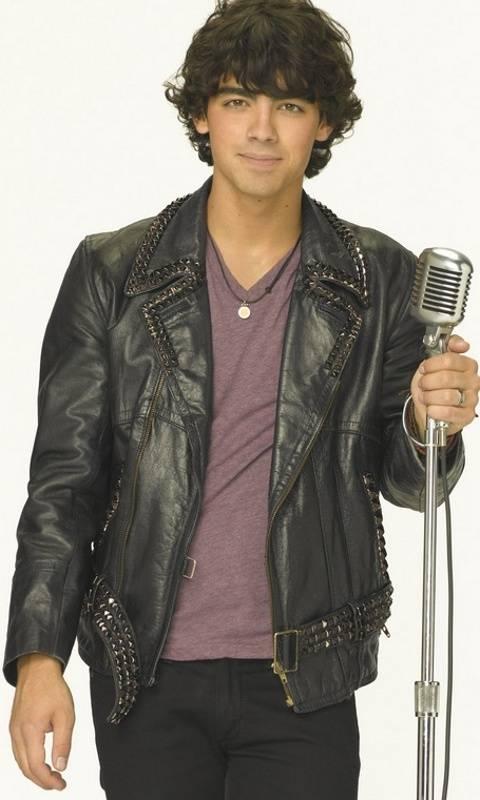 Joe Jonas-camp Rock
