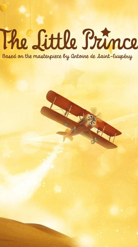 Little Prince Plane