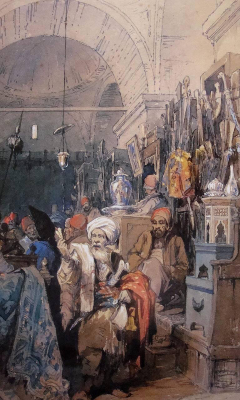 ottoman bazaar
