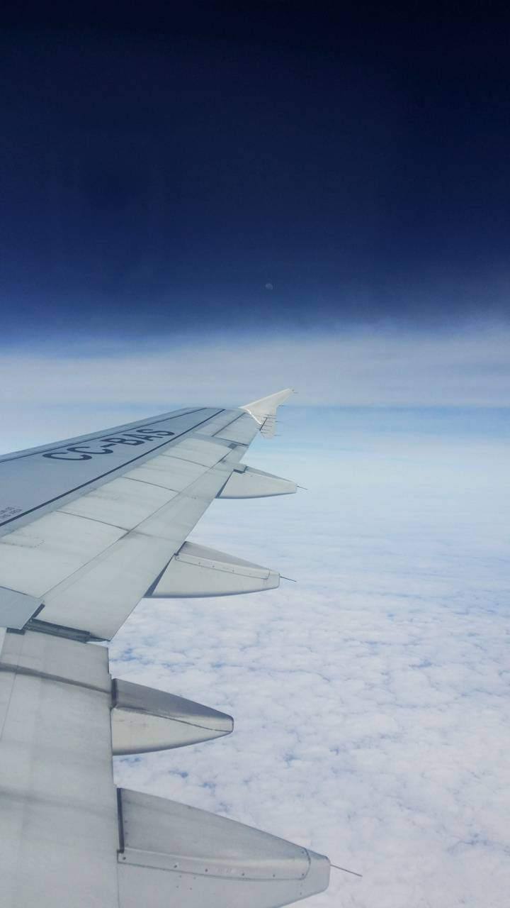 chile desde el aire