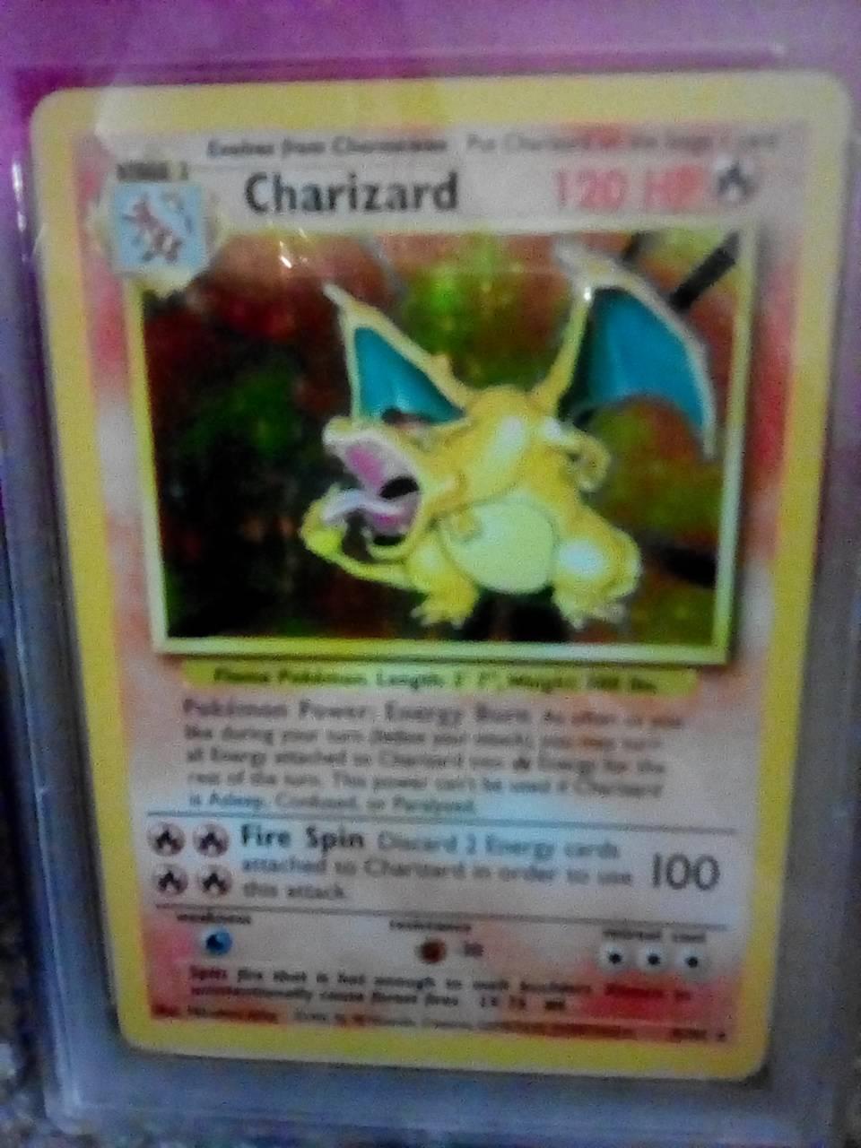 PokemonCharizardCard