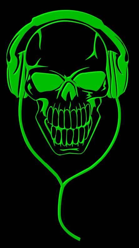 green skull6
