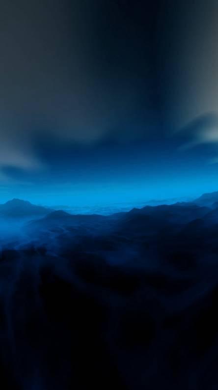 Antarktis Blue