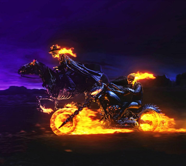 Ghost Rider Pair