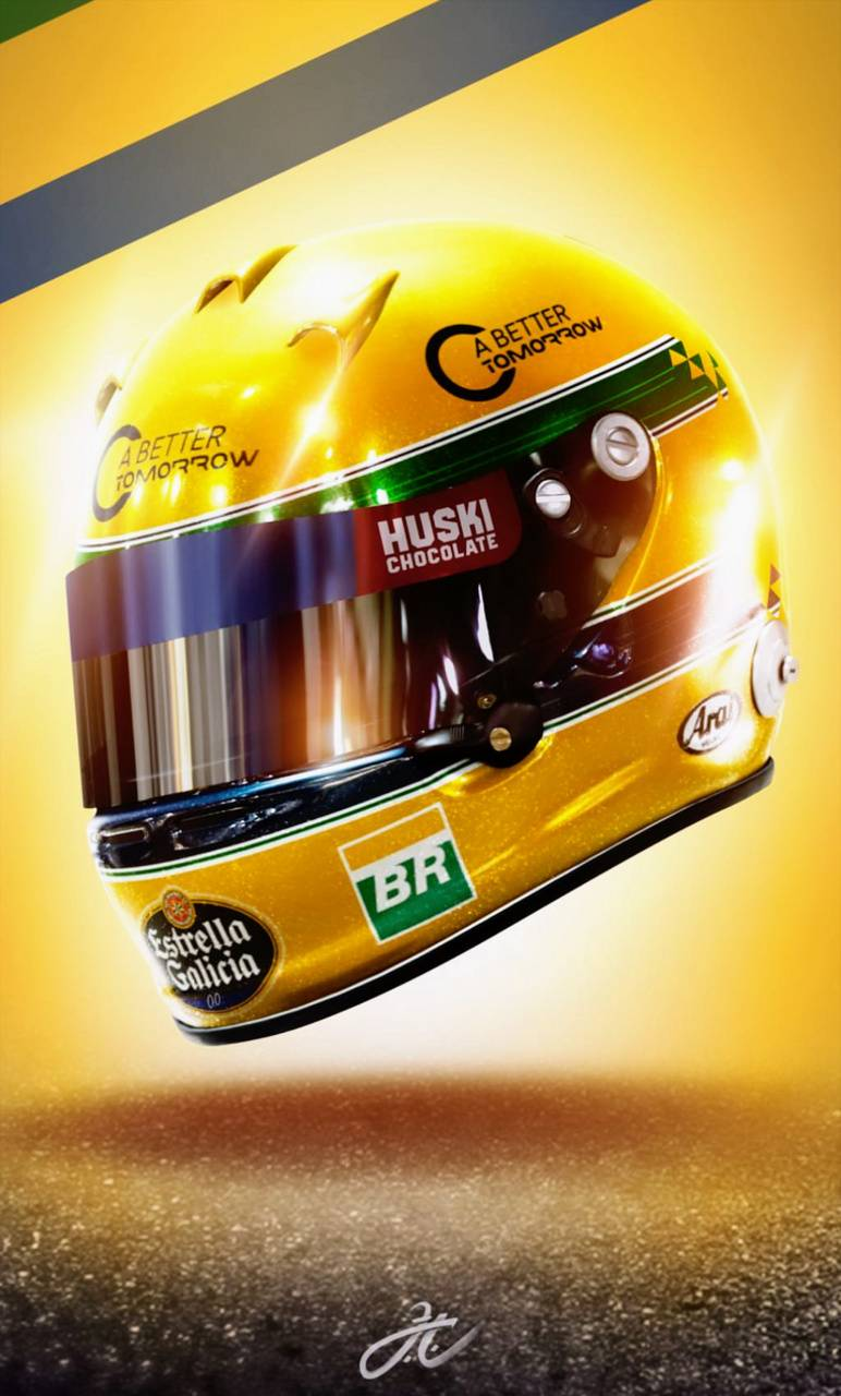 Senna Today Helmet