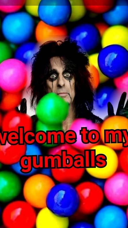Alice gumballs
