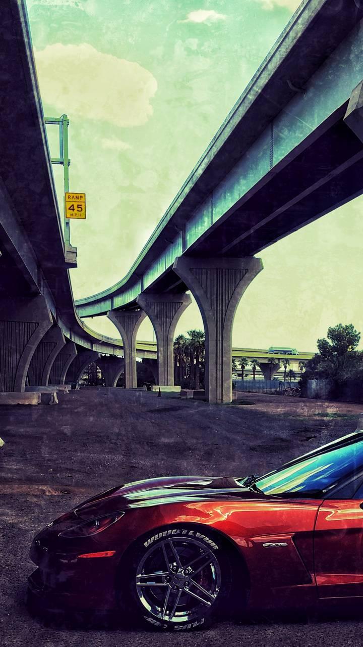 Corvette Z06 08