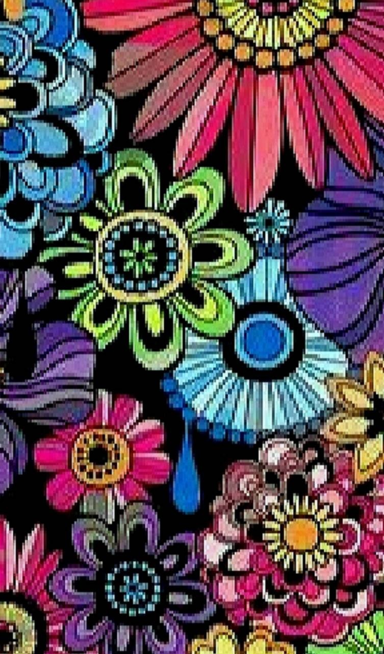 Flowery Color
