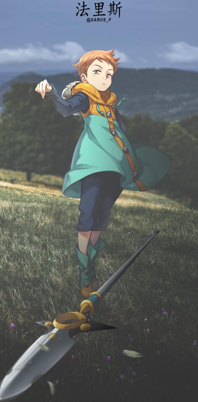 Fairy King Harlequin