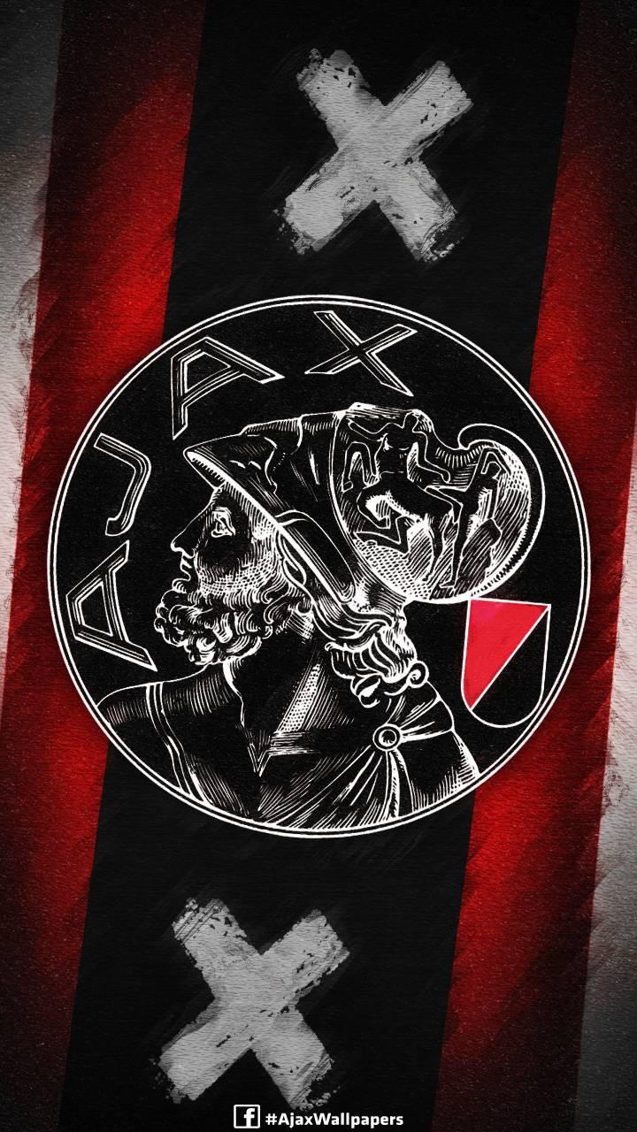 Ajax Black Logo Wallpaper By Ajaxwallpapers 1f Free On