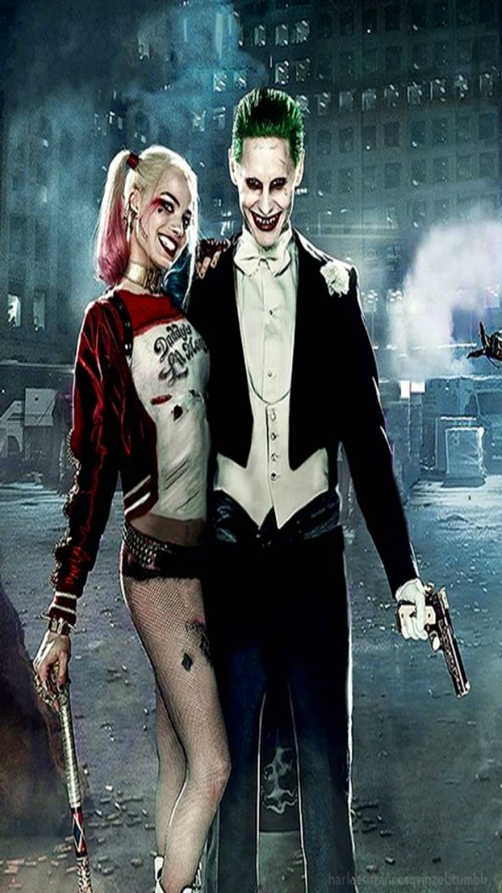 Harley Quinn Joker wallpaper by