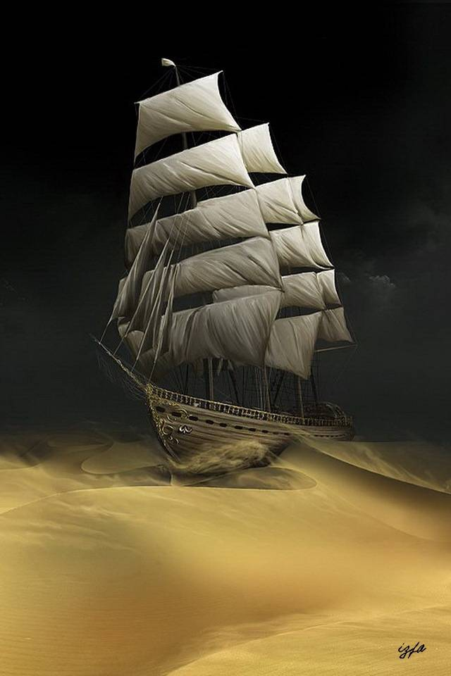 The Sea Of Sand
