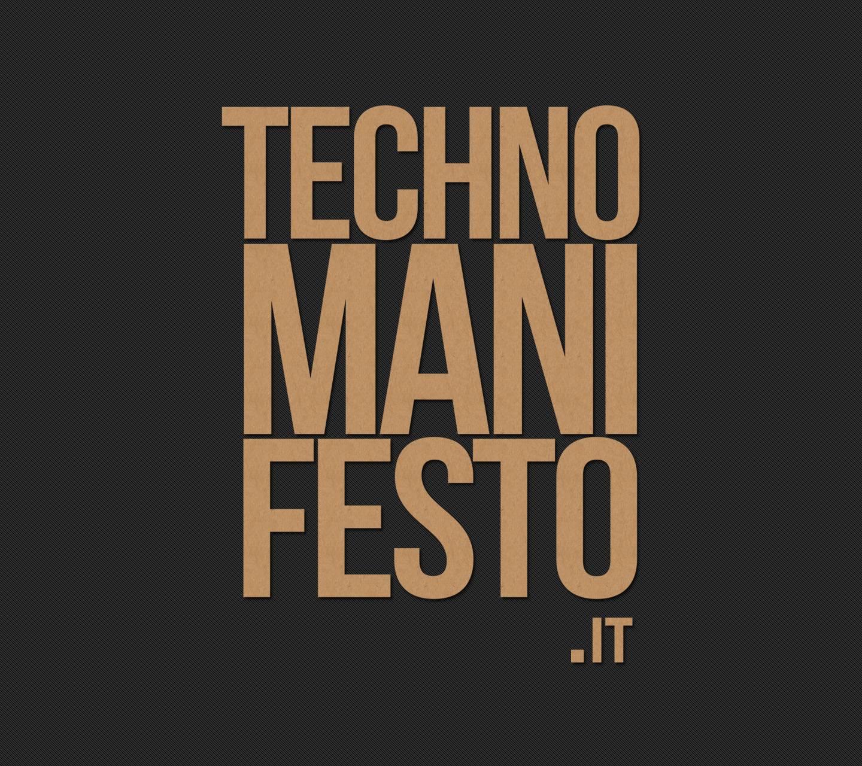 Techno Manifesto 1