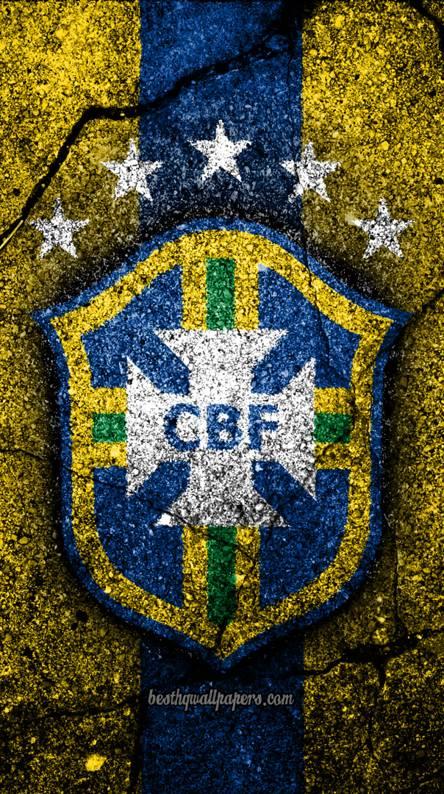 Brazil Football logo