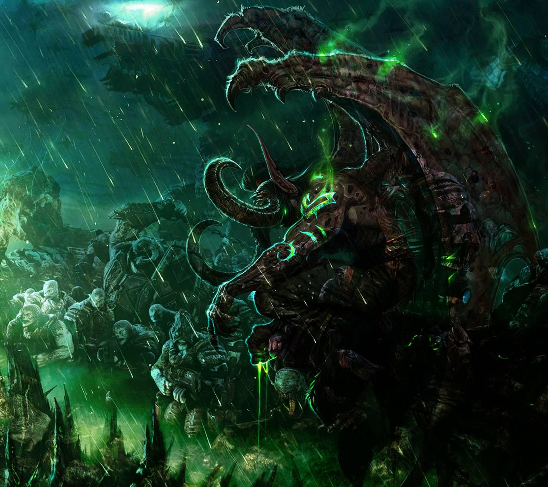 Illidan Warcraft Wallpaper By Absinak B3 Free On Zedge