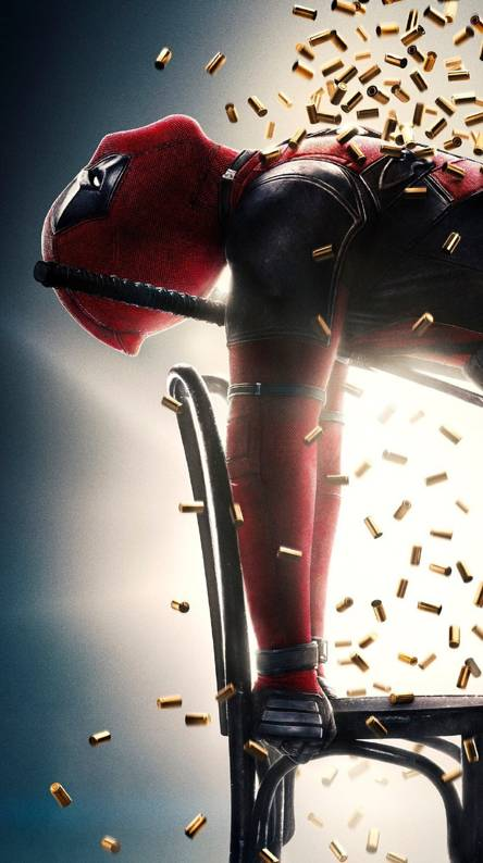 Deadpool 2 Hd Wallpaper For Mobile Walljdi Org