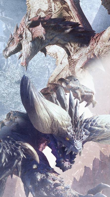 Monster Hunter Wallpapers Free By Zedge