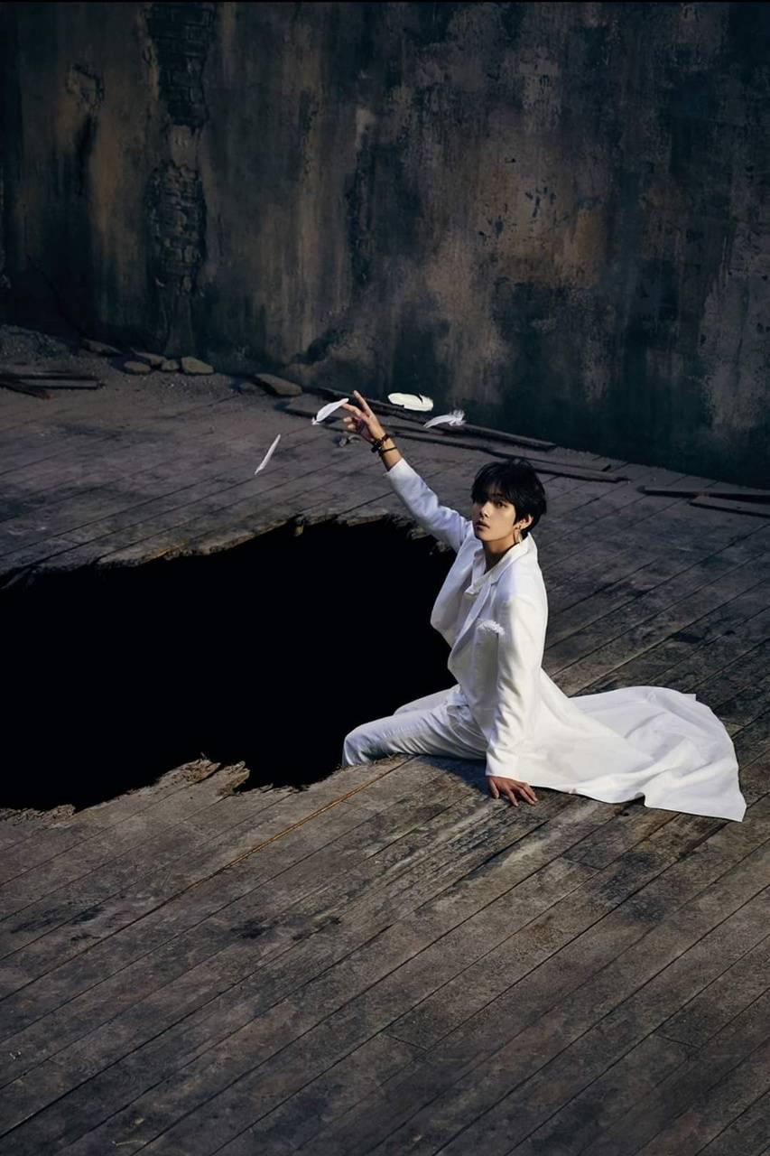 Black Swan Taehyung