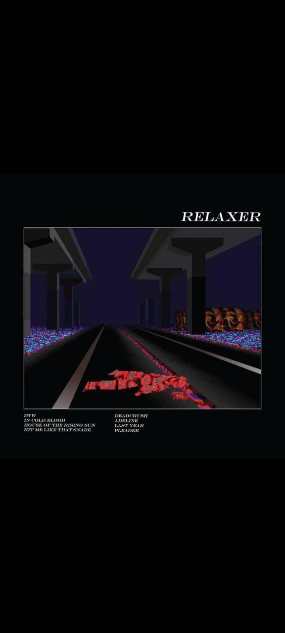 alt-J relaxer album