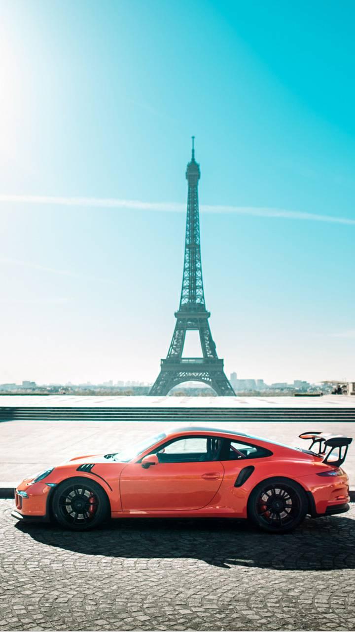 Porsche in Paris