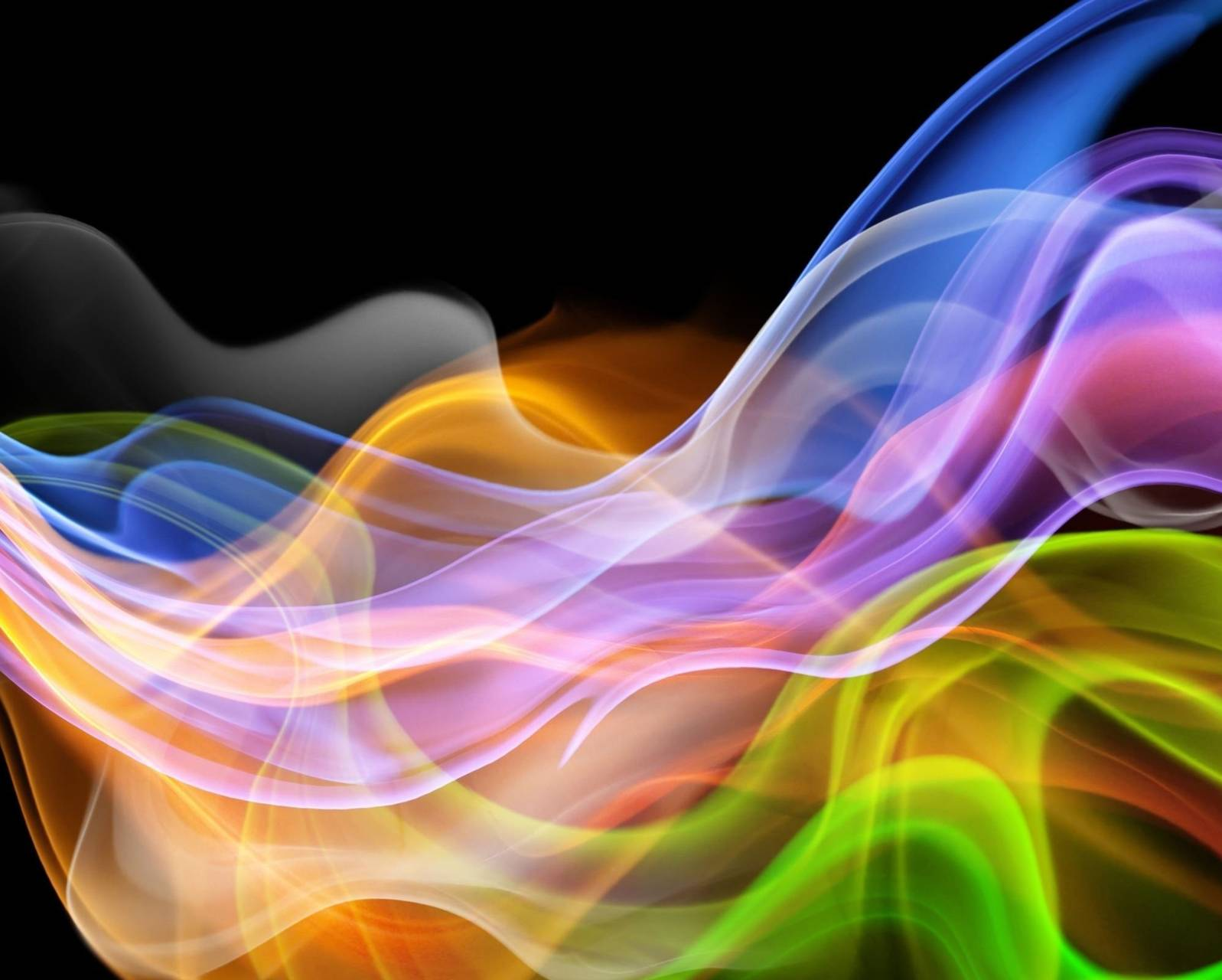 Colorful Smokes