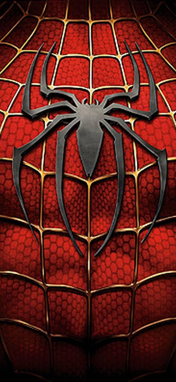 Spiderman chest logo wallpaper by RobertShepherd - 1d ...