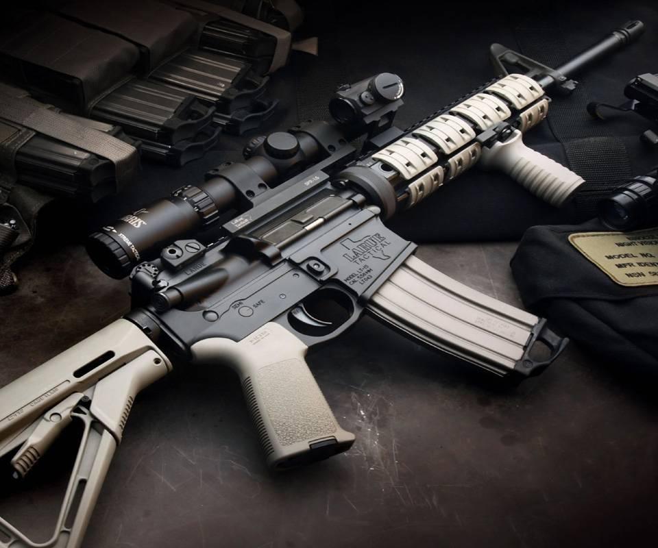 Asssault Rifle