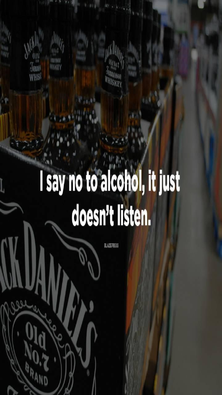 Just say no Jack