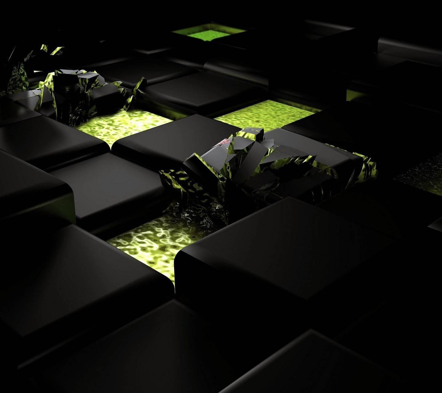Lava Cubes